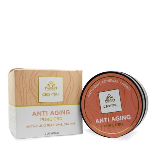 cbd oil anti aging